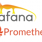 prometheus-grafana-logo